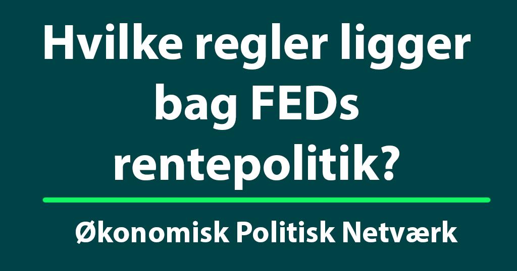 Rentepolitik